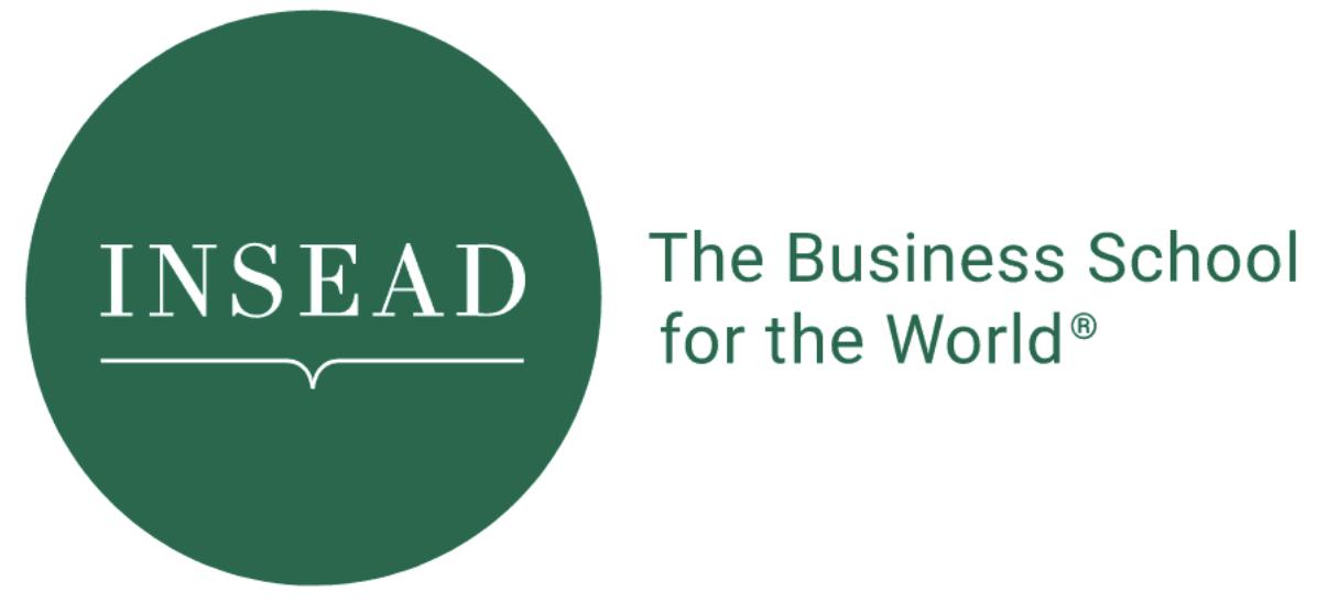 INSEAD Global Virtual Career Fair logo
