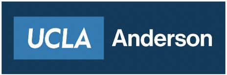 UCLA Anderson Virtual Career Fair logo