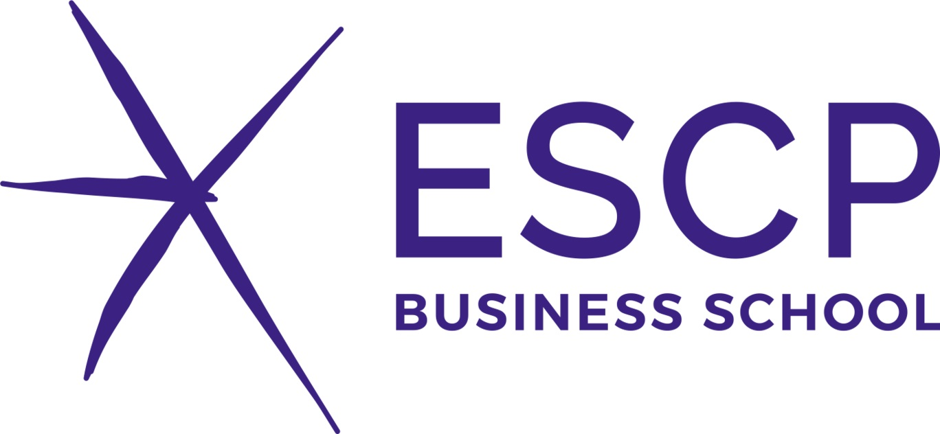 ESCP MBA Virtual Career Fair  logo