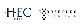 HEC Carrefours Career Fair logo