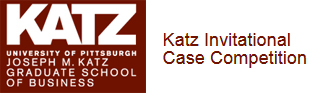 Katz Invitational Case Competition logo