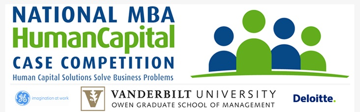 National MBA Human Capital Case Competition – Vanderbilt University Owen Graduate School of Management logo