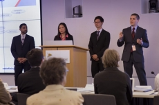Aspen Institute Business & Society International MBA Case Competition