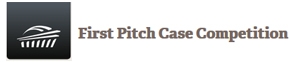 First Pitch Graduate Sports Business Case Competition logo