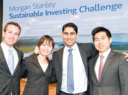 Kellog-Morgan Stanley Sustainable Investing Challenge