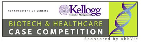 Kellogg Biotech & Healthcare Case Competition logo