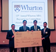Wharton MBA Buyout Case Competition