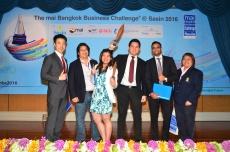 The Bangkok Business Challenge