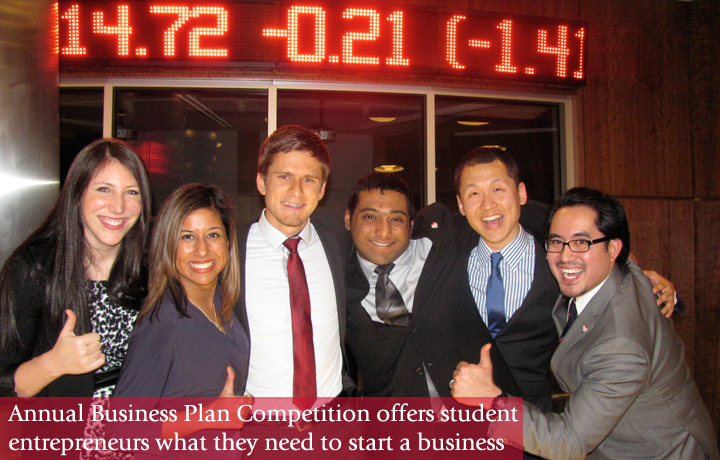 Business Plan Competition - Rutgers University