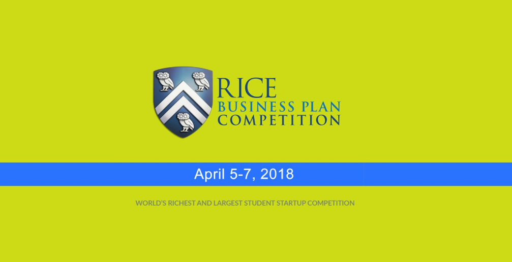 Rice Business Plan Competition