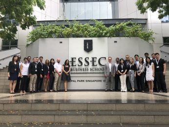ESSEC Virtual Postgraduate Networking Event