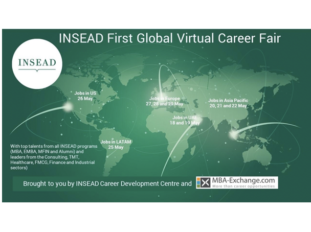 INSEAD Global Virtual Career Fair