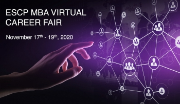 ESCP MBA Virtual Career Fair